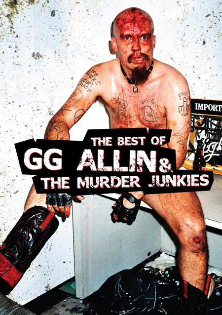 GG Allin - The Best Of DVD