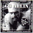 GG Allin Anti-Social Personality Disorder - Live! The Best Of The Suicide Sessions