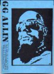 GG Allin Audio Tape Special # 2