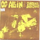 GG ALLIN & the Carolina Shitkickers Layin Up With Linda
