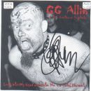 GG ALLIN & the Southern Baptists Look Into My Eyes & Hate Me