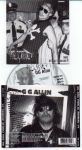 GG Allin Public Animal #1 CD