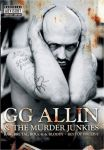 GG Allin Raw, Brutal, Rough, & Bloody - The Best Of 1991 Hi Fi DVD