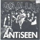 GG ALLIN & ANTISEEN Violence Now 7