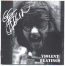GG ALLIN & Mark Sheehan Violent Beatings CD