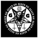 GG ALLIN Jacket & Jean PATCH #5