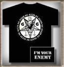 GG ALLIN War In My Head CD cover T-SHIRT