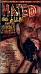 GG Allin HATED Hi Fi VHS Home Video tape