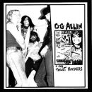 GG ALLIN & THE TOILET ROCKERS at MEDUSA'S, CHICAGO, IL on MAY 13, 1989 CD