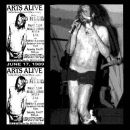 GG ALLIN & THE DISAPPOINTMENTS at ARTS ALIVE GALLERY, YBOR CITY-TAMPA, FL JUNE 17, 1989 CD