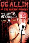 GG Allin - Terror In America &#8211; Best of 1993 Tour Hi Fi DVD